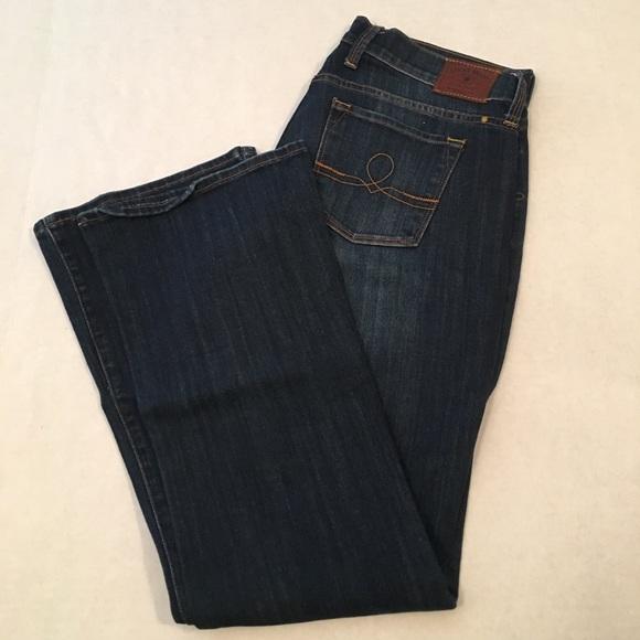 Lucky Brand Denim - Lucky brand Sofia boot bootcut blue denim jeans